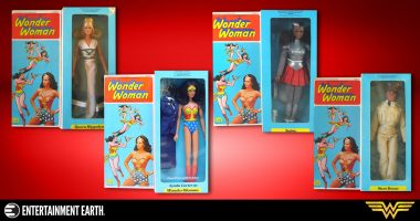 Evolution Series: The Mego Wonder Woman Dolls from the 1970s