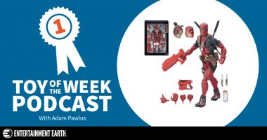 Toy of the Week Podcast: 12-Inch Marvel Legends Deadpool