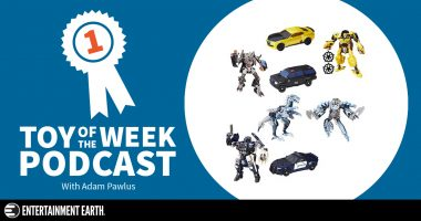 Toy of the Week Podcast: Transformers The Last Knight Premier Deluxe Wave 1