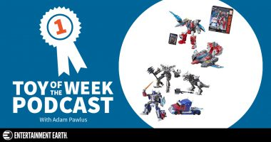 Toy of the Week Podcast: New Transformers Generations & The Last Knight Toys