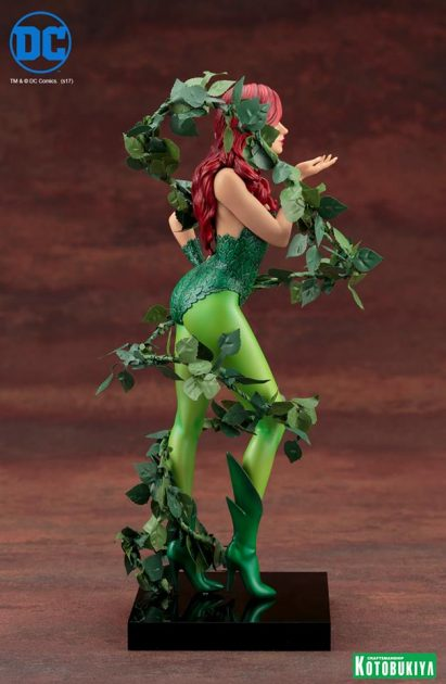 DC Comics Poison Ivy Mad Lovers ArtFX+ Statue