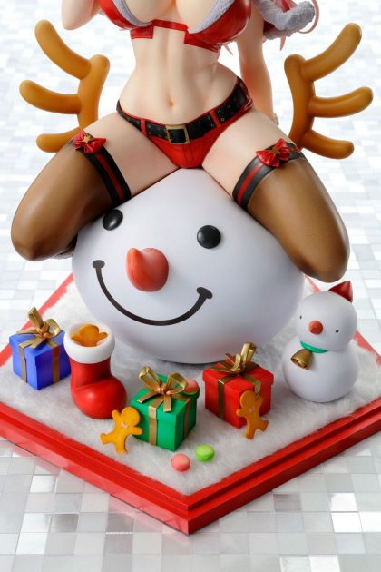 Nitro Super Sonico Christmas Version 1:7 Scale Statue