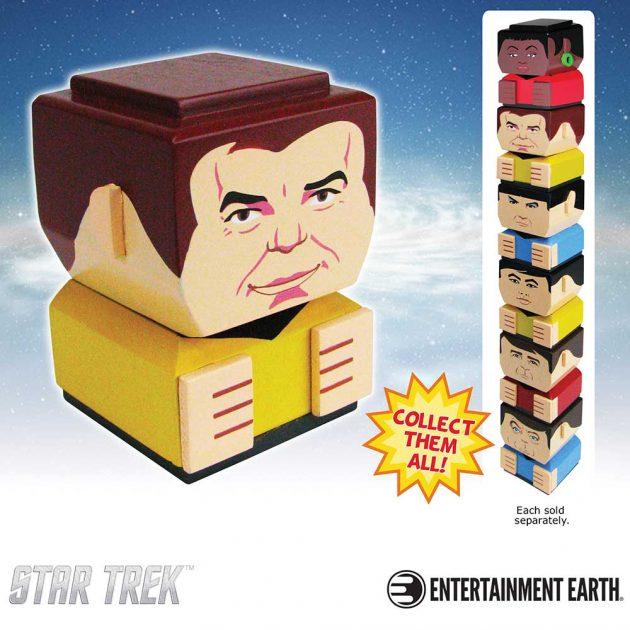 Star Trek: The Original Series Captain James T. Kirk Tiki Tiki Totem