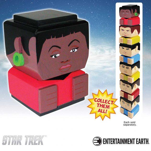 Star Trek: The Original Series Commander Uhura Tiki Tiki Totem