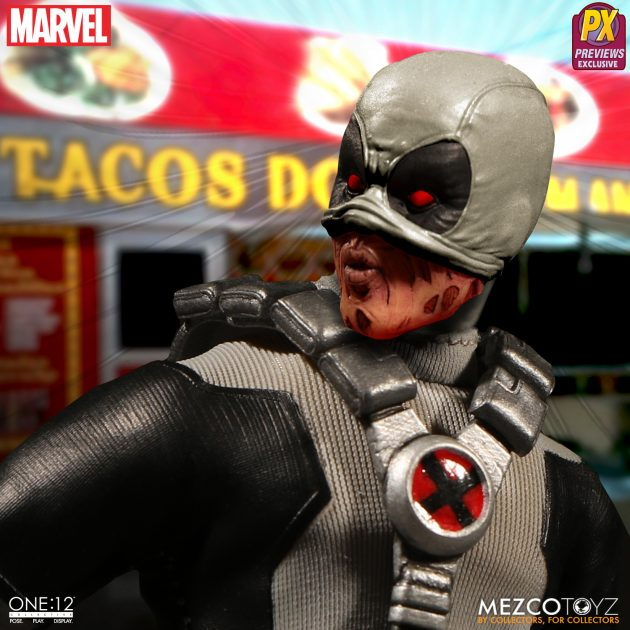 Deadpool X-Force One:12 Collective Action Figure - Previews Exclusive