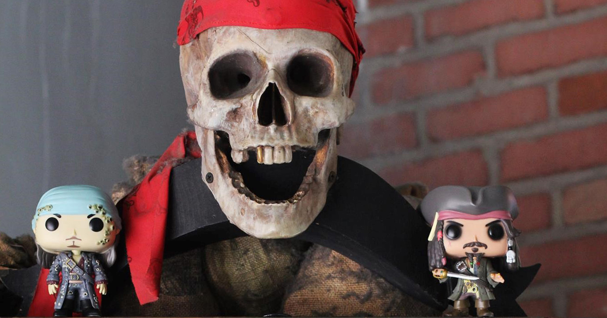 Pirates of the Caribbean: Dead Men Tell No Tales Pop! Vinyl Figures