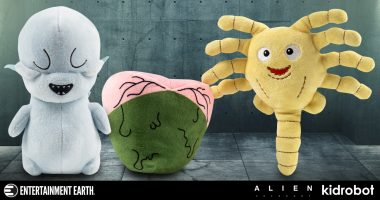 Facehugger and Neomorph