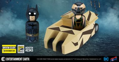BATMAN™ and BANE™ Ride into San Diego Comic-Con as New Pin Mate™ Exclusive