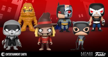 The Villains Have Arrived! Add These Batman: The Animated Series Pop! Figures to Your Collection