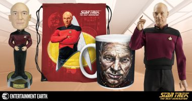 4 Great Collectibles for Captain Picard Day 2017