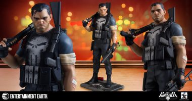 Marvel's Iconic Anti-Hero Is Back with This Punisher Collector's Gallery Statue
