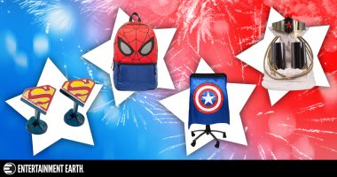 Top 4 Accessories from Your Favorite Patriotic Heroes to Get You Ready for the Fourth of July