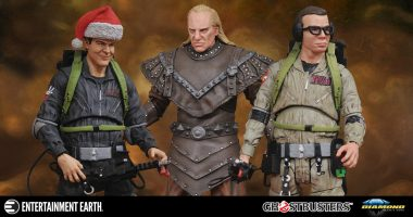 Vigo Demands More Ghostbusters II Action Figures!