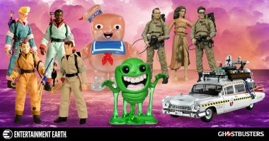 10 Most Popular Ghostbusters Collectibles over the past 10 Years on Entertainment Earth
