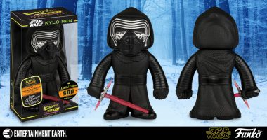 The Dark Side Has Made Kylo Ren Soft in This Extremely Limited Figure