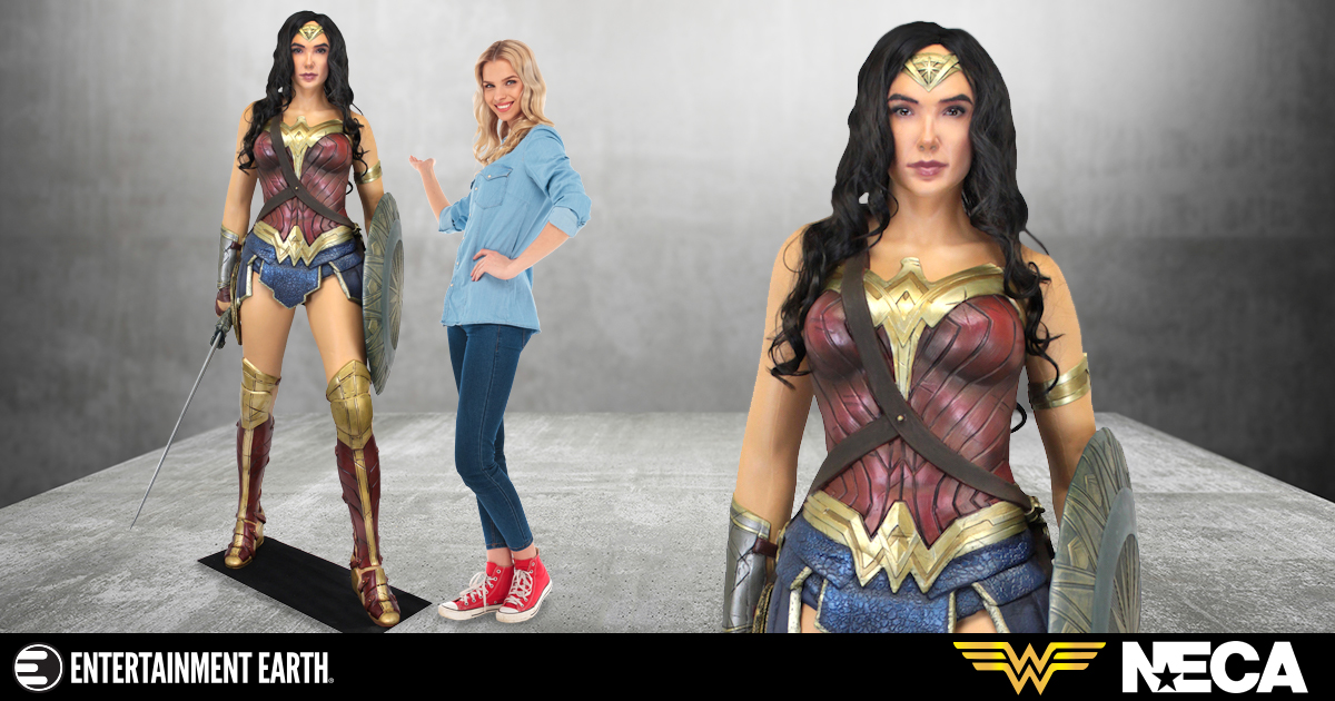Every Serious Wonder Woman Collector Needs This