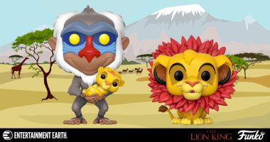 Can't Wait to Be King? Get the New Lion King Funko Pop! Figures and Be the Mane Event!