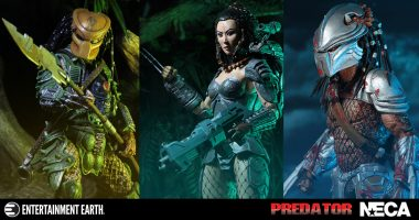A Long-Awaited Trio of Predators Are Almost Here