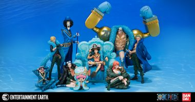 Celebrate 20 Years of One Piece