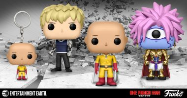 One Punch Man Gets the Funko Pop! Treatment