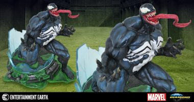 The Classic and Original Symbiote is Back!