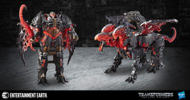 Dragonstorm Figure Takes Transformers: The Last Knight to New Heights
