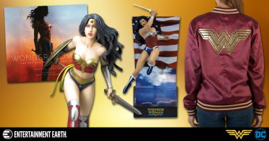 Get These Wonder Woman Collectibles before the Movie Hits Theaters