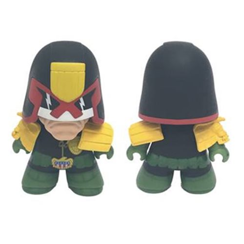 Judge Dredd Titans Vinyl Figures