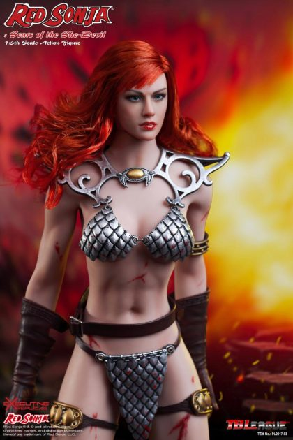 Red Sonja: Scars of the She-Devil 1:6 Scale Action Figure