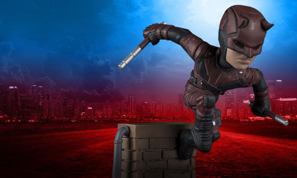 Quantum Mechanix's Daredevil Q-Fig PVC Figure