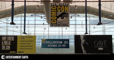 San Diego Comic-Con 2017: Kingsman and Wrestlers Make a Splash on Day 1
