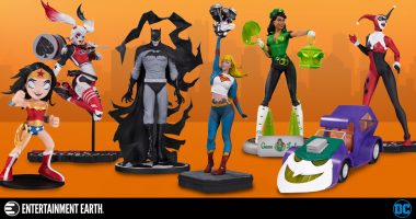 ICYMI: DC Collectibles Shows Off Amazing New Items at San Diego Comic-Con 2017