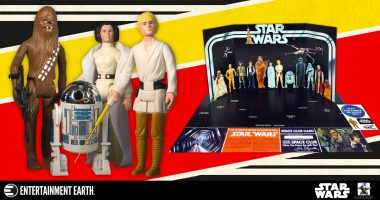This Early Bird Kit Will Make Star Wars 40th Anniversary Celebration Big Fun!