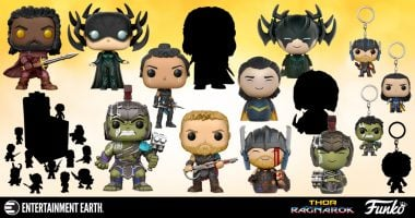 SPOILERS: Thor: Ragnarok Funko Collectibles Reveal Major Character Details