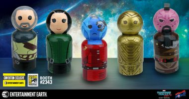 Second Guardians of the Galaxy Vol. 2 Pin Mate Set Heads to San Diego as a Convention Exclusive!