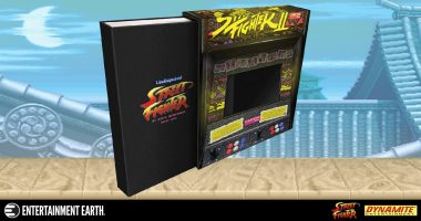 To Relive Street Fighter in All Its Splendor You Need This Book!