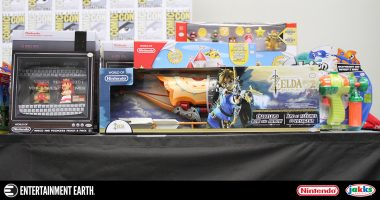 ICYMI: New Jakks Pacific World of Nintendo Showcased at San Diego Comic-Con 2017