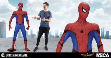 Stand Tall with Spider-Man!