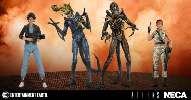 This Aliens Action Figure Case Is All about the Ladies