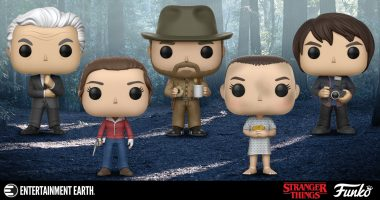 Mornings Are for Coffee and Contemplation: Wave 2 of Stranger Things Funko Pop! Figures Gets Another Chase