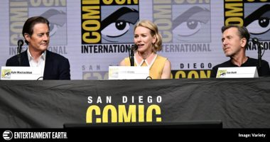ICYMI: TWIN PEAKS Makes a Lasting Mark on San Diego Comic-Con 2017