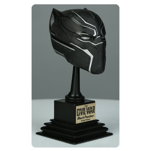 Captain America: Civil War Marvel Armory Collection 1:3 Scale Helmet Prop Replica