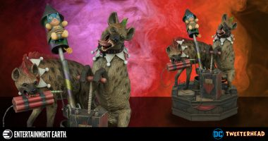 Bring Vicious Laughs to Your Collection with This Statue