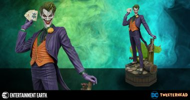 He Who Laughs Last, Pre-Orders This Maquette First