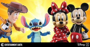 Which of Your Favorite Disney Pals Are Available in Metal Figure Form?