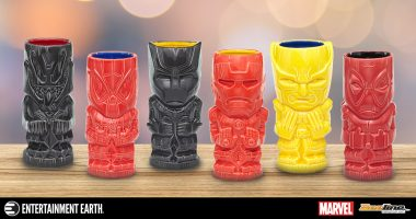 Which of Your Favorite Marvel Characters Have Been Transformed into Geeki Tiki Mugs?