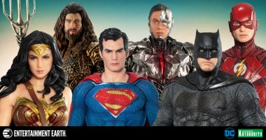 You Can't Save the World Alone: New Justice League ArtFX+ Statues
