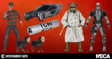 5 Latest and Totally Rad NECA Collectibles
