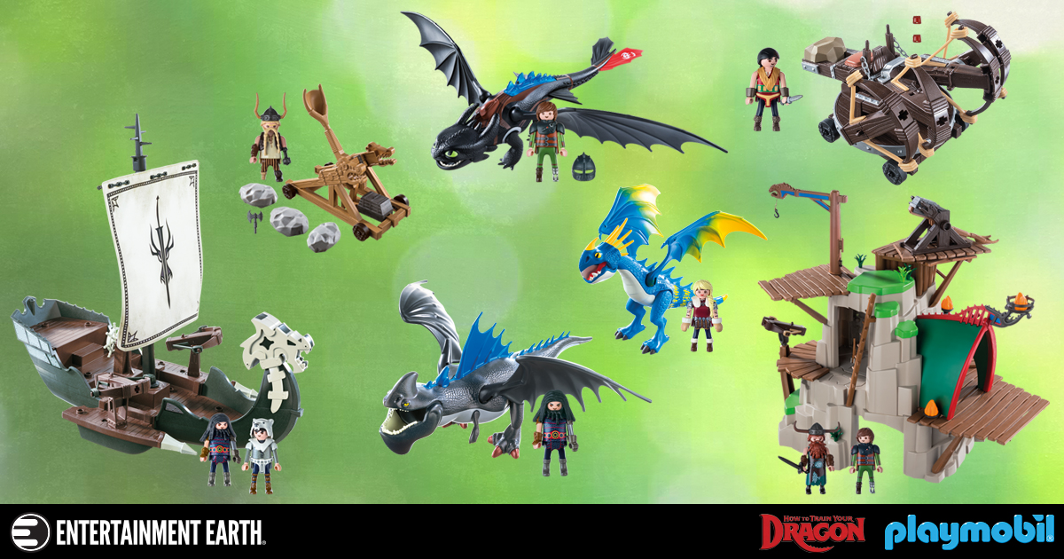 Train your very own dragon with these playmobil playsets which will train your very own dragon with these playmobil playsets which will you choose ccuart Images