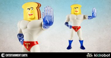 Leave Everything to Powdered Toast Man!